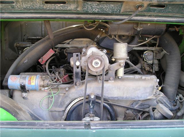 TheSamba  Bay Window Bus - View topic - The Type 4 Engine