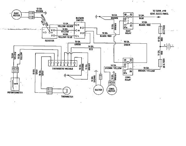 Vanagon Fuse Box Electrical Circuit Electrical Wiring Diagram