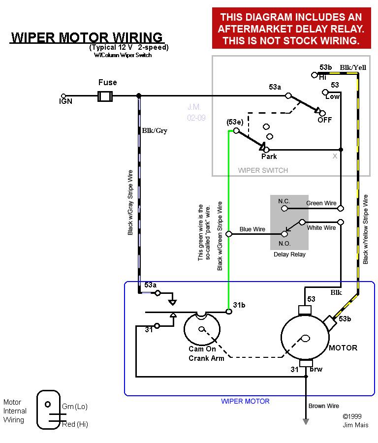 TheSamba  Bay Window Bus - View topic - Installing a wiper