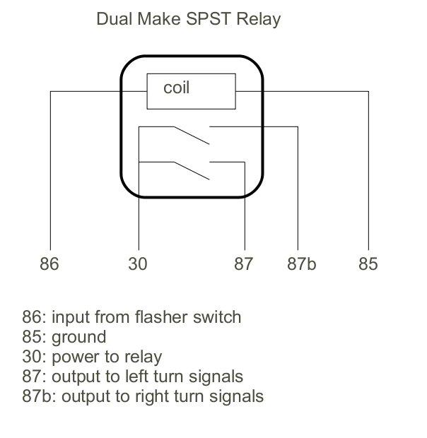 spst relay wiring diagram ribuc relay wiring diagram ribuc wiring