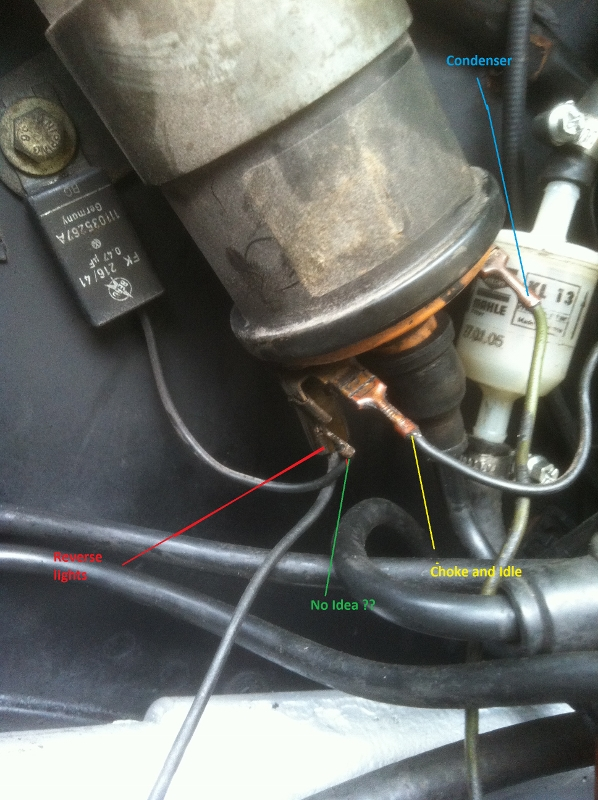 65 Bug Ignition Coil Wiring Diagram Online Wiring Diagram
