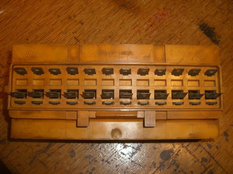 1970 Vw Bus Fuse Box - Wiring Diagram Progresif