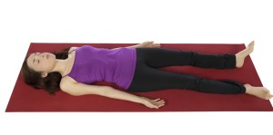 Yoga's Corpse Pose