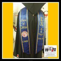 CSUN Graduation Sash Stole