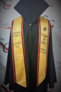 Graduation Stole Options - Just for You