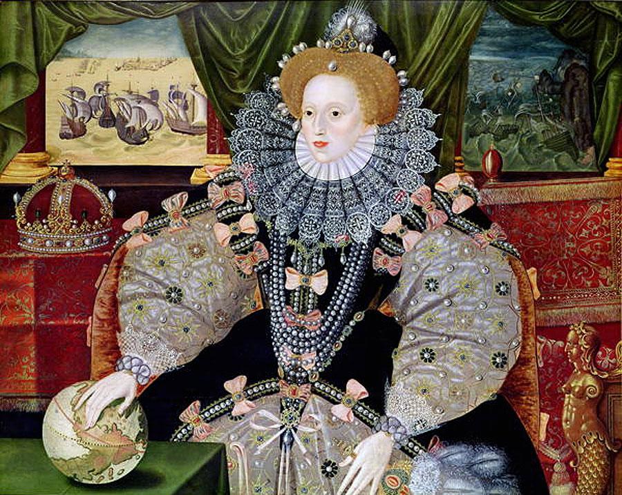 Elizabeth I for children Elizabeth I homework help Tudors