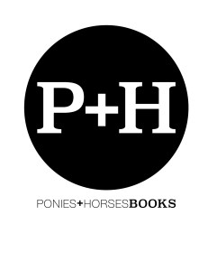 Ponies and Horses Books logo