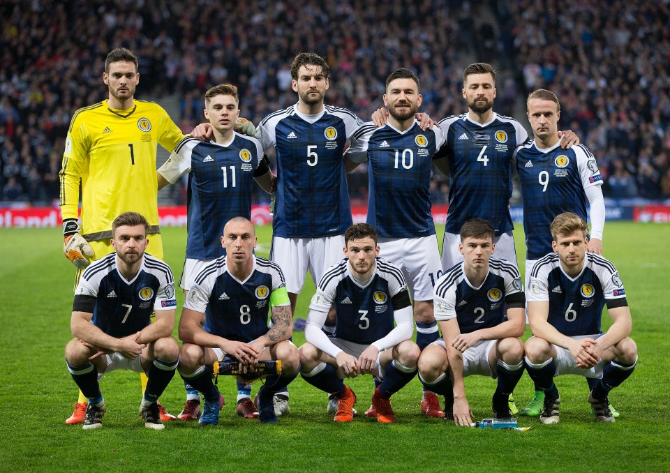 Michael Stewart delivers his Scotland player ratings and names his man of the match – and it's ...