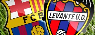 barca vs levante
