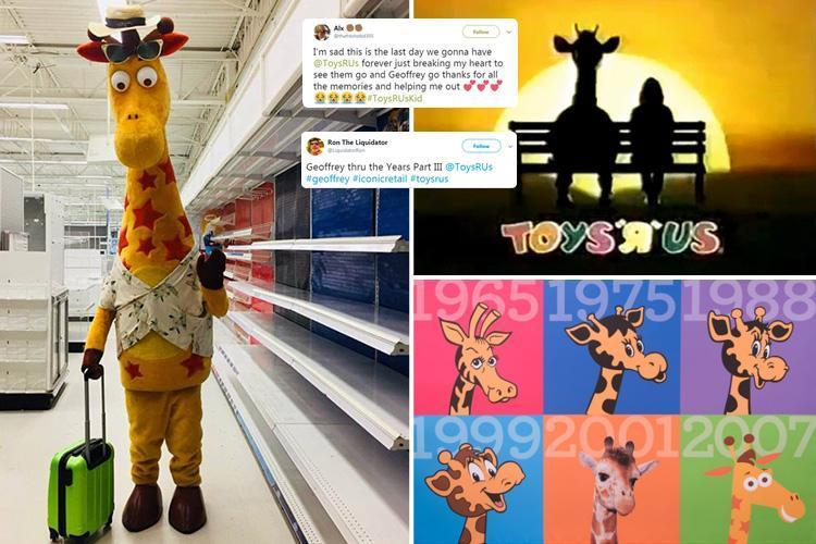 Heartbreaking Moment Suitcase Carrying Geoffrey The