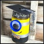 Minion Graduate Mason Instagram square