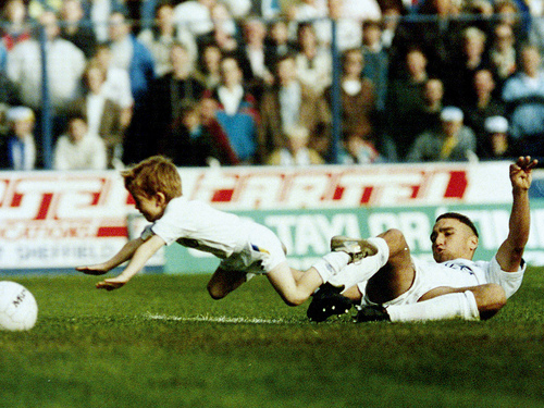 Vinnie Jones, Leeds United