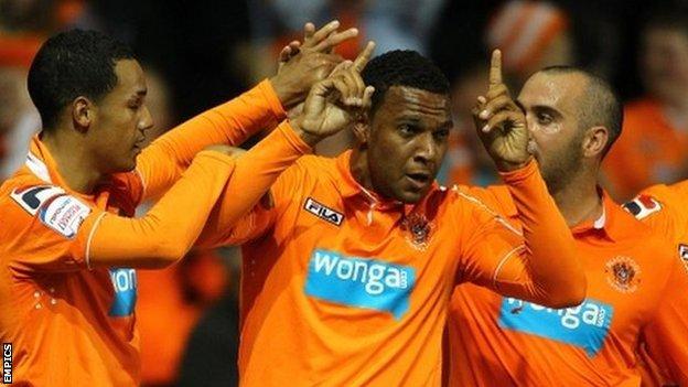 Blackpool 2-1 Leeds