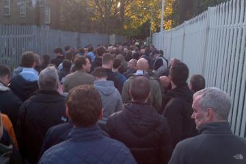 Millwall vs Leeds 2