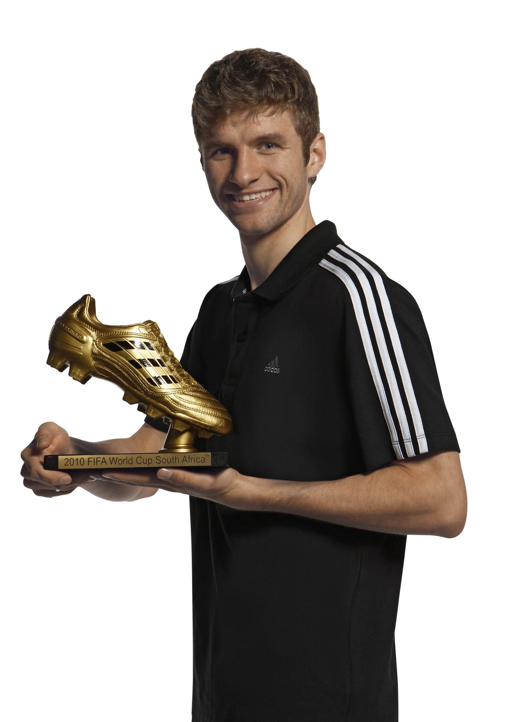 Brazil 2014 Golden Boot Contenders
