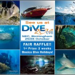 DIVE2014 Pro Dive Mexico with raffleRS