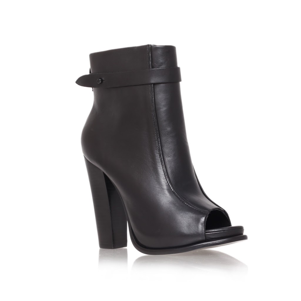 A W 13 Trend Alert Quotthe Ankle Bootquot Is Back The