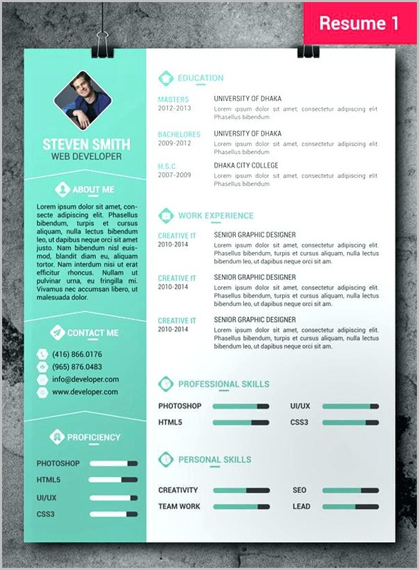 Free Resume Templates Word Document Resume Corner Resume Format With
