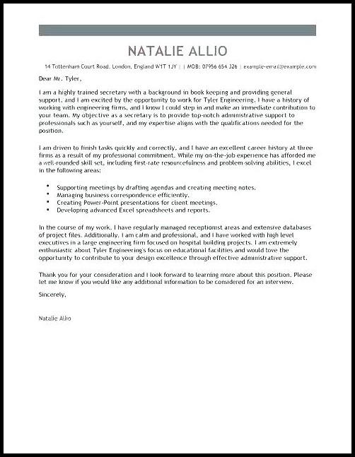 Free Online Cover Letter Generator Cover-letter  Resume Examples