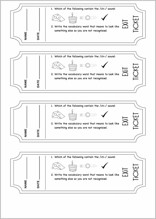 Raffle Ticket Template Free Printable Templates-1  Resume Examples