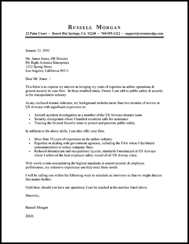 Sample Resumes And Cover Letters For Free Cover-letter  Resume Examples