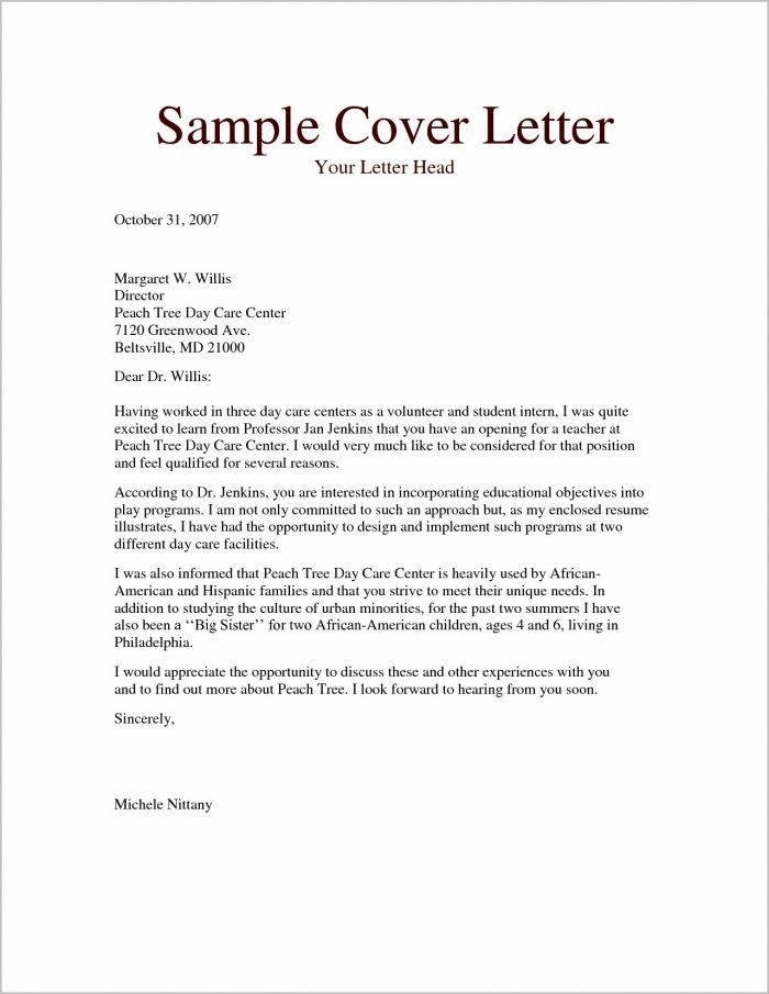 Cover Letter For Changing Career Paths Example Cover-letter  Resume