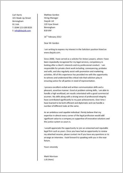 Cover Letter Samples For Resume It Jobs Cover-letter  Resume Examples