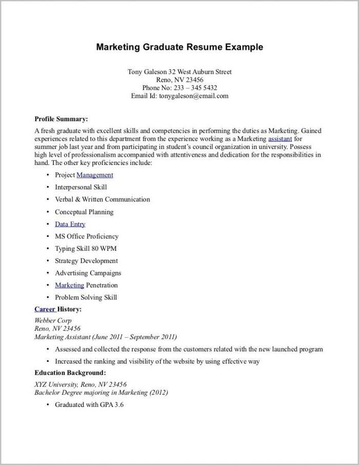 Cover Letter Examples Resume Fresh Graduate Cover-letter  Resume