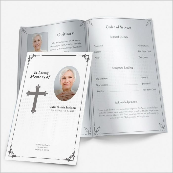 Free Funeral Program Template Microsoft Publisher Templates-1
