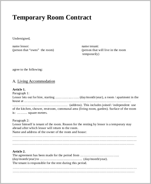 Free Printable Rental Application Form Canada Job-applications