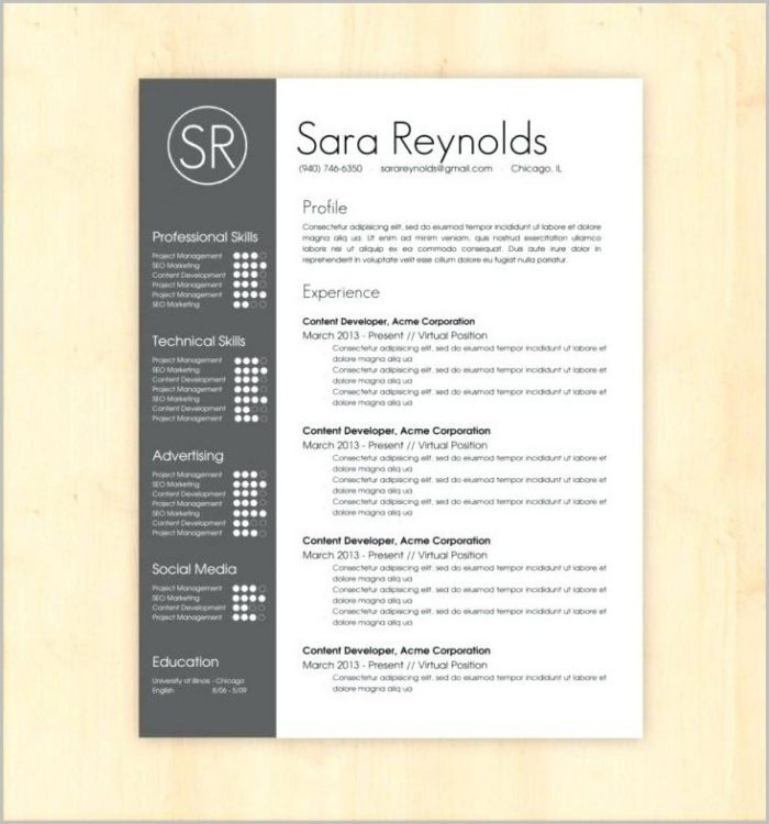 Download Resume Templates For Google Docs Templates-1  Resume Examples