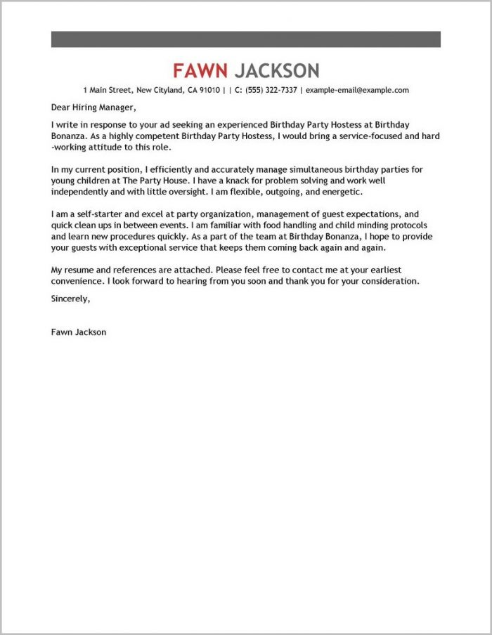 Nursing Assistant Cover Letter Sample No Experience Cover-letter