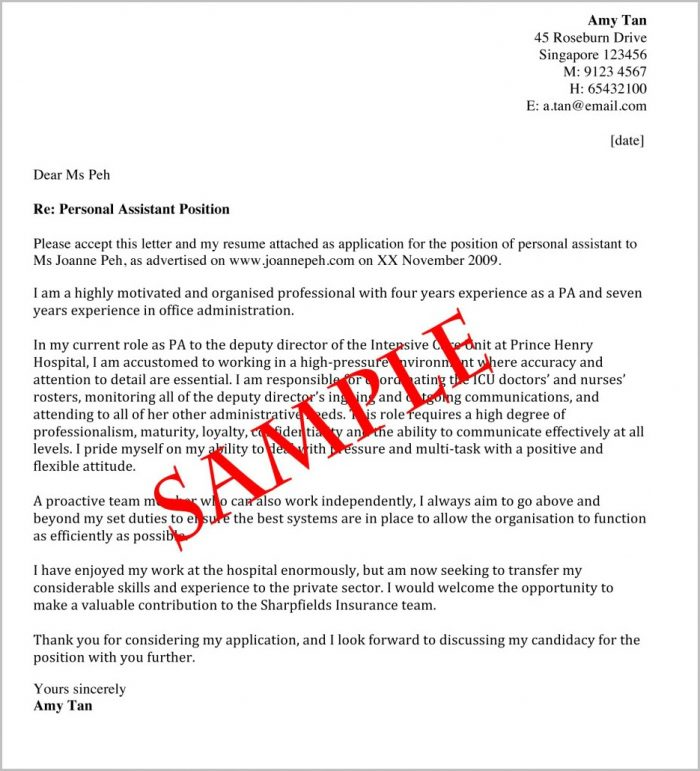 Best Font For Resumes And Cover Letters Cover-letter  Resume Examples
