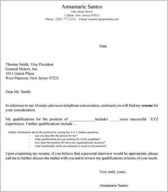 Sample High School Resumes And Cover Letters Cover-letter  Resume