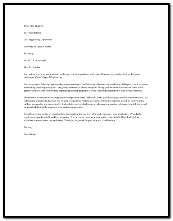 Sample Resume Cover Letter For Recent College Graduate Cover-letter