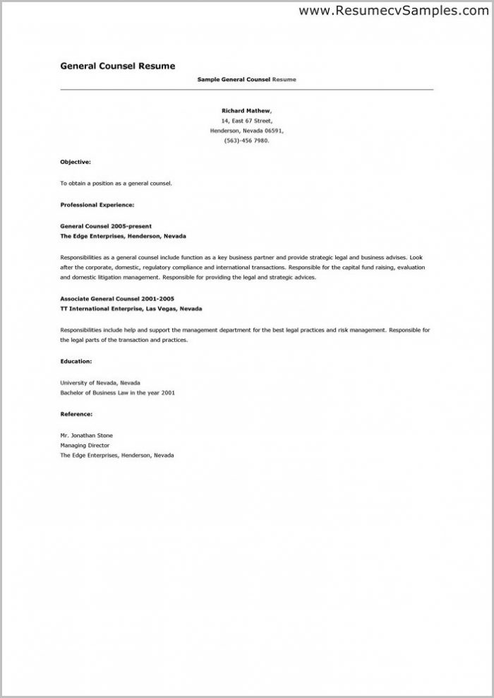 Sample Resume Cover Letter General Cover-letter  Resume Examples