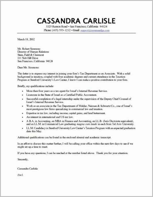 Cover Letter Examples For Resume Social Work Cover-letter  Resume