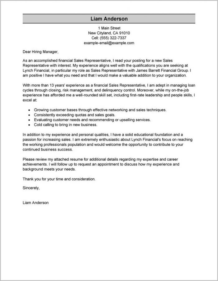 Samples Of Resume Cover Letters By Email Cover-letter  Resume Examples