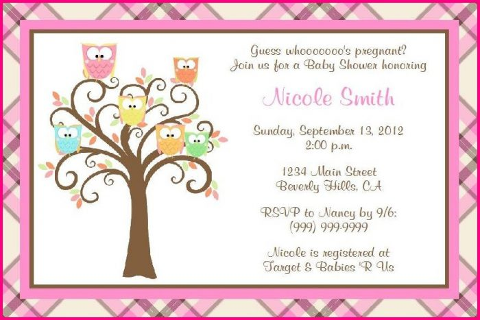 Free Online Printable Baby Shower Invitation Templates Templates-1