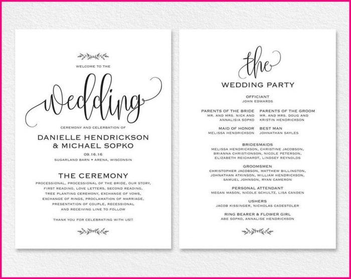Free Wedding Invitation Templates 55 X 85 Templates-1  Resume