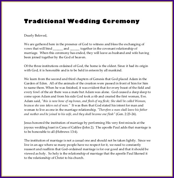 Wedding Reception Template Program Templates-1  Resume Examples