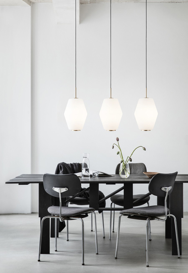'Dahl' pendant light from Northern Lighting | New furniture and homeware finds - September 2016 | These Four Walls blog