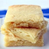 Dutch Butter Cake (Boterkoek)