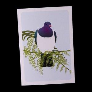 kereru-greeting-card