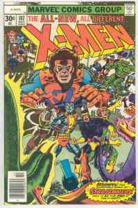 Starjammers 1st Appearance