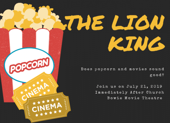 the lion king movie 2019 at theater in bowie
