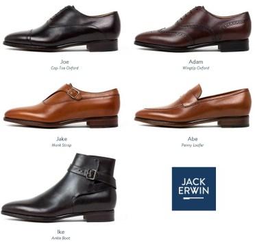 Jack Erwin Shoes Sale