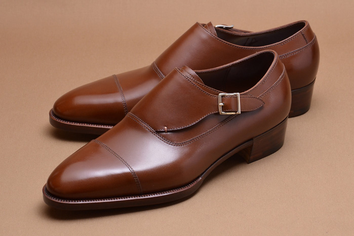 Hiro Yanagimachi single monk strap