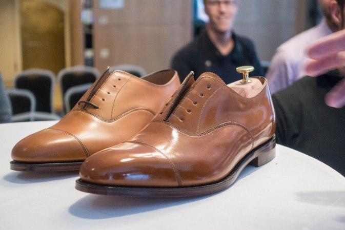 Swedish shoe shining championship