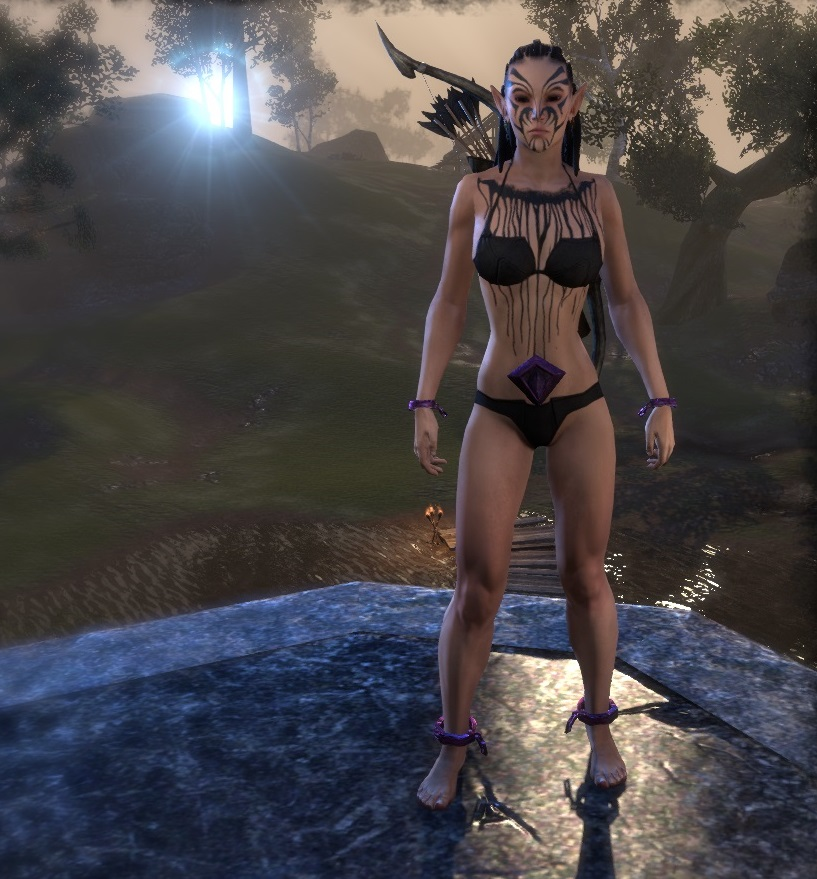 Lone Wolf Wallpaper Quote How To Make A Sexy Charchter In Eso Elder Scrolls Online